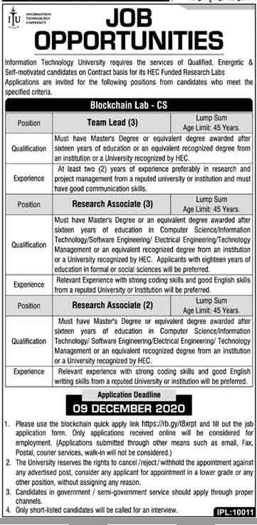 Research Associate Jobs