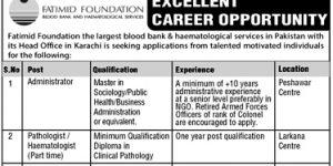 All New Jobs in Pakistan
