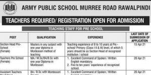 Teaching Jobs in Rawalpindi
