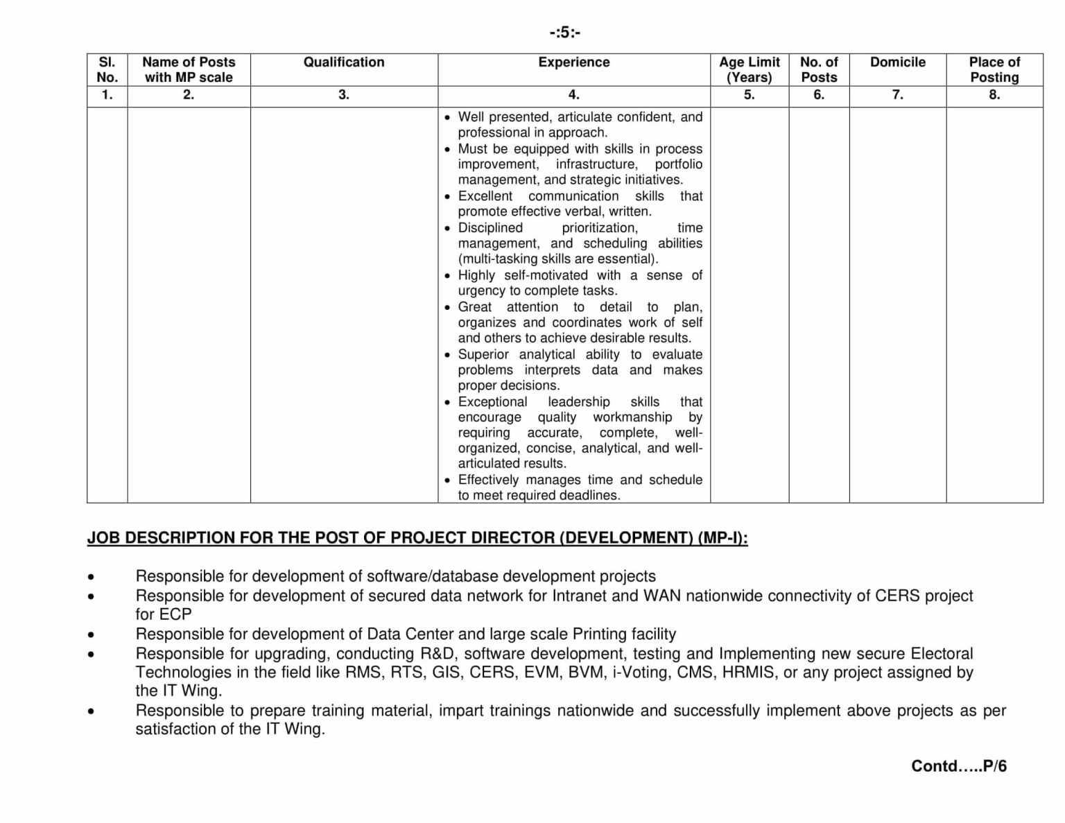 ecp islamabad jobs 2021